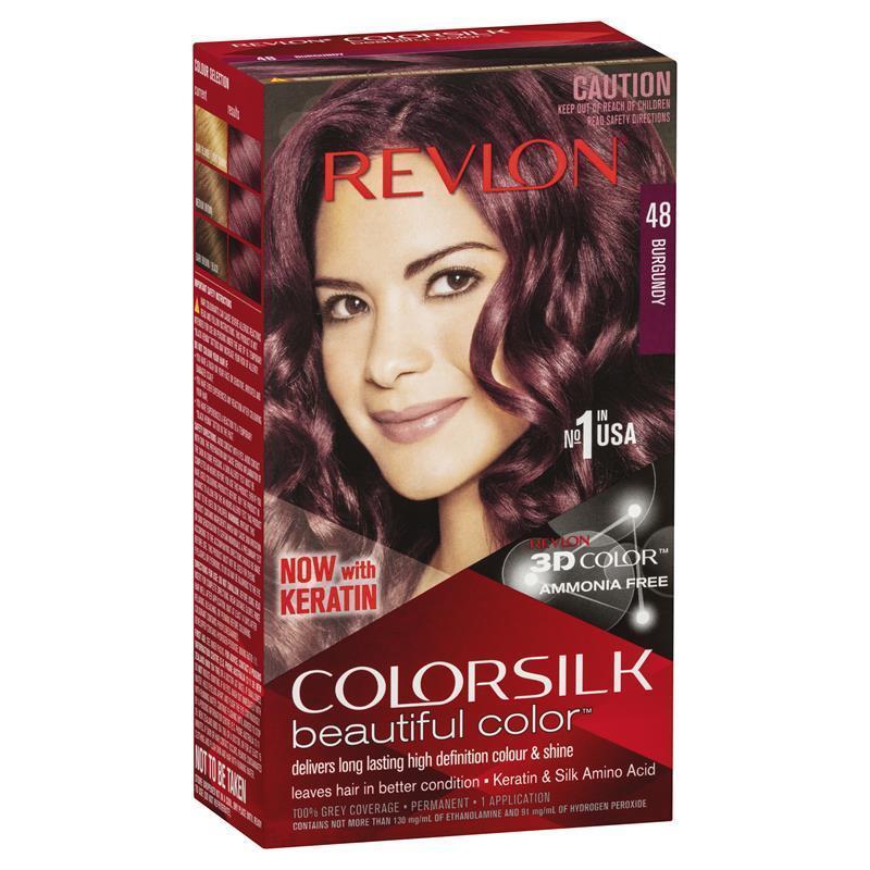 Revlon Colorsilk 48 Burgundy Epharmacy