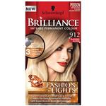 Schwarzkopf Brilliance Fashion Lights 912 Sunkissed Blonde