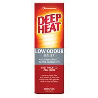 Deep Heat Low Odour 100g