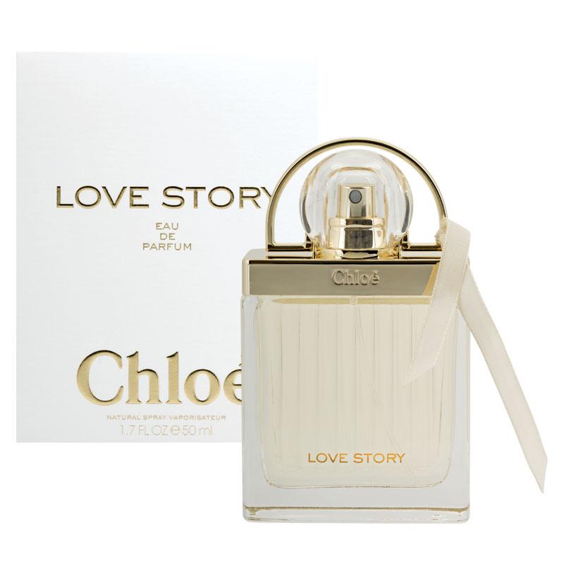 buy chloe love story 50ml eau de parfum spray online at. Black Bedroom Furniture Sets. Home Design Ideas