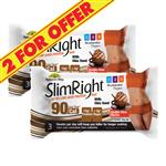 Nature's Way Slim Right Double Choc Mocha Bar 30g - 2 For $4