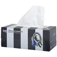 AFL Tissue Box 2Ply Collingwood Magpies 200