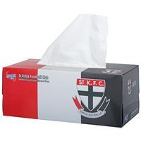 AFL Tissue Box 2Ply St. Kilda Saints 200