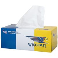 AFL Tissue Box 2Ply West Coast Eagles 200