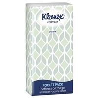 Kleenex Facial Tissues 9 Pocket Ultra Soft