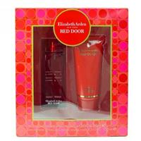 Elizabeth Arden Red Door Eau de Toilette 50ml Spray/Body Lotion 50ml/Miniature Gift Set