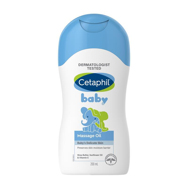 Cetaphil Baby Massage Oil 200ml - My Chemist 93614092d27
