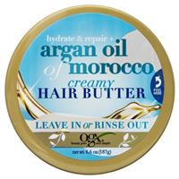 Organix Renewing Moroccan Argan Oil Hydrate and Repair Creamy Hair Butter 187g