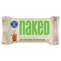 Aussie Bodies Naked Bar Almond Coconut and Cacao 30g