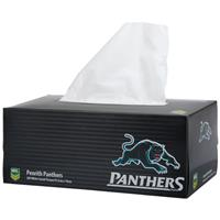 NRL Tissue Box 2Ply Penrith Panthers 200