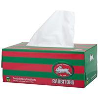 NRL Tissue Box 2Ply South Sydney Rabbitohs 200