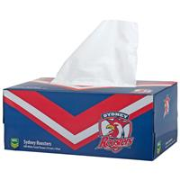 NRL Tissue Box 2Ply Sydney Roosters 200