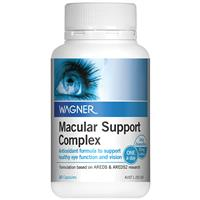 Wagner Macular Support Complex 60 Capsules