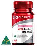 Bio-Organics Mega Cranberry MAX 50000 60 Capsules