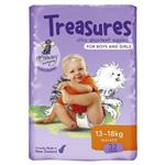 Treasures Nappies Bulk Walker 32 Pack