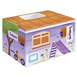 Treasures Nappies Jumbo Walker 62 Pack