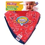 Nuby Bandana Bibs for Boys 2 Pack