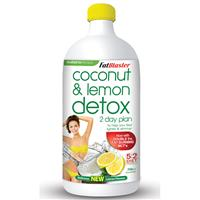 Naturopathica Fatblaster Coconut Detox Lemon 750ml
