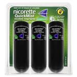 Nicorette Quick Mist Spray Triple Pack