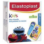 Elastoplast Sesame Street 16 Strips