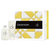 Calvin Klein CK One 100ml Eau de Toilette 2 Piece Set