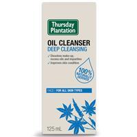 Thursday Plantation Oil Cleanser 125ml