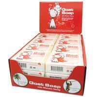 Goat Soap With Manuka Honey Value Pack 24
