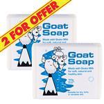Goat Soap 2 For $5 100g