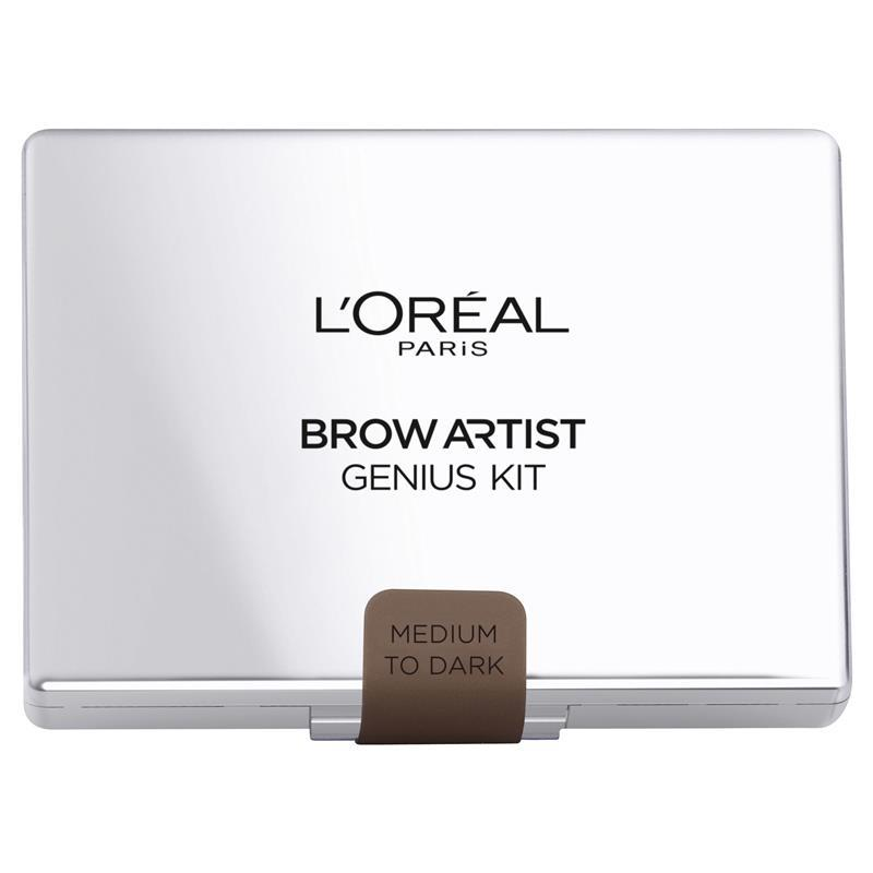 how to use l oreal brow artist
