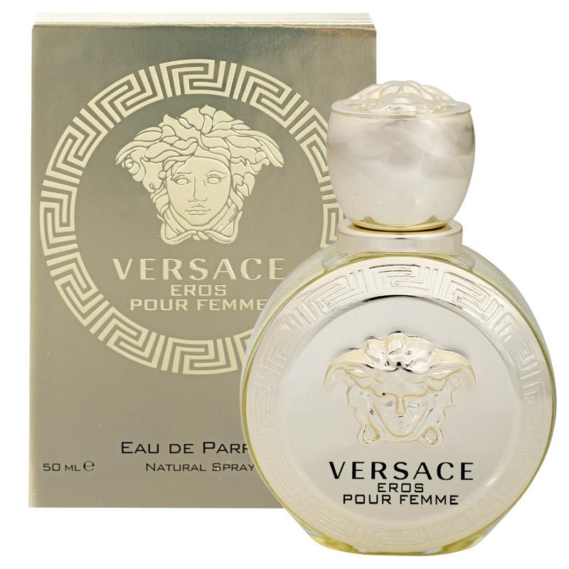 Versace Eros Pour Femme Eau De Parfum 50ml My Beauty Spot