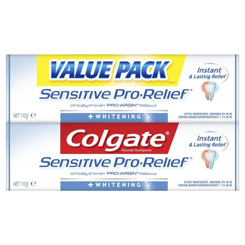 how to open colgate sensitive pro relief toothpaste