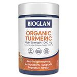 Bioglan Superfoods Organic Turmeric 1000mg 100 Tablets