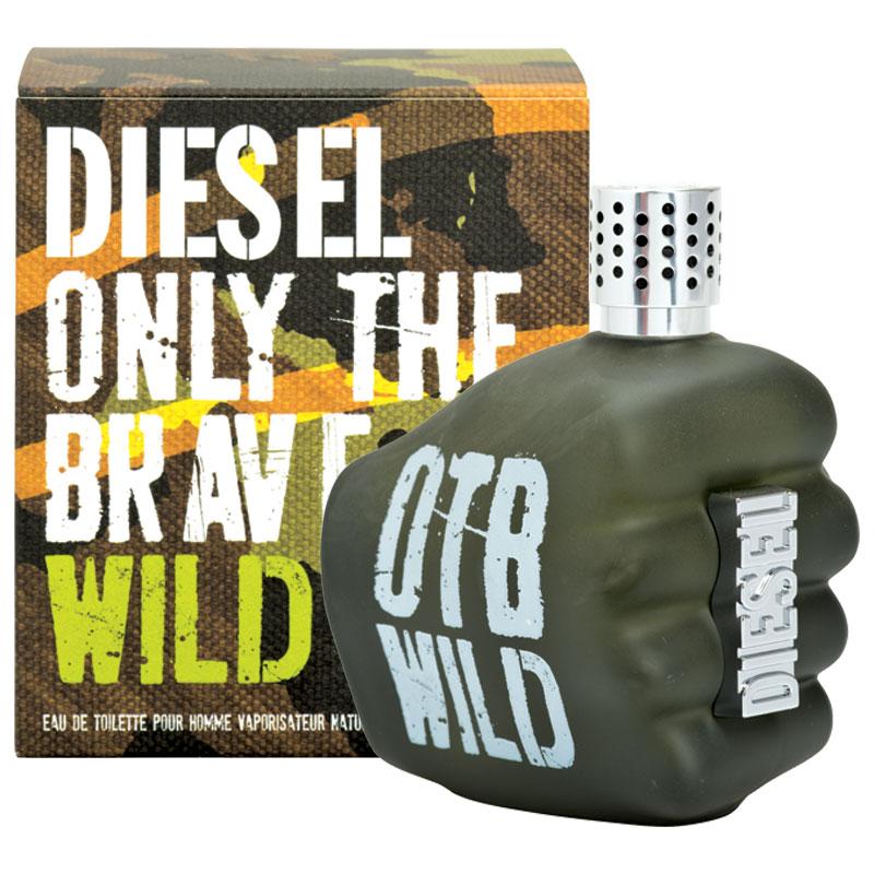 Diesel Only The Brave Wild Eau De Toilette 125ml Spray Epharmacy