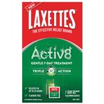 Laxettes Activ8 Daily 7x17g Sachets
