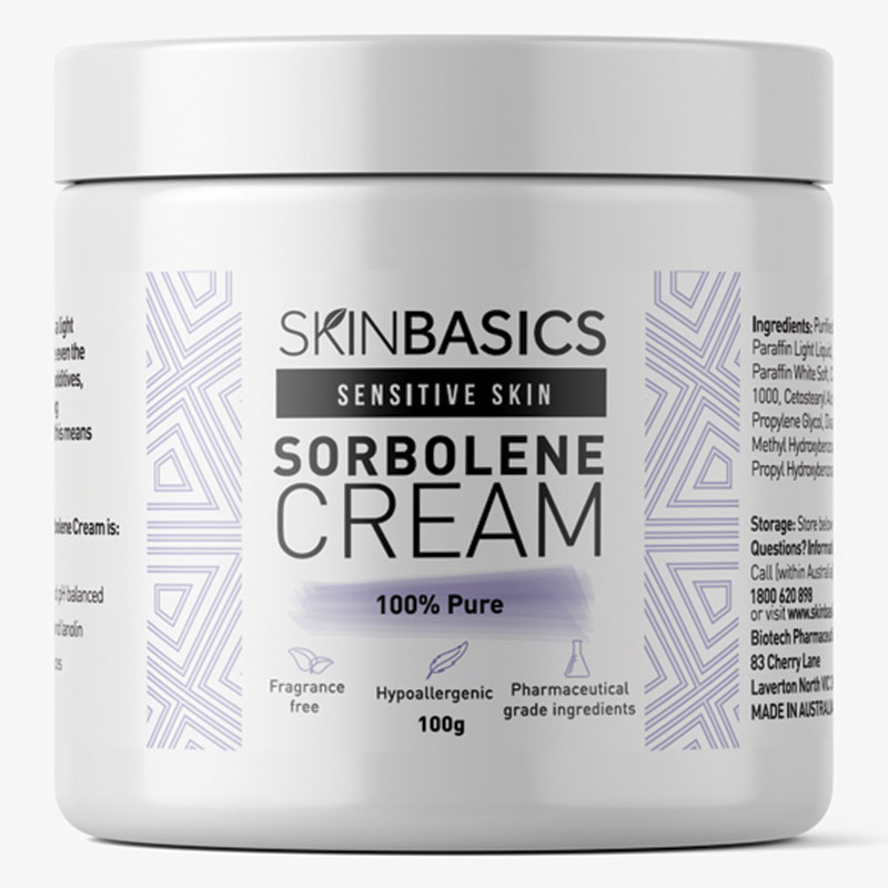 Skin Basics Sorbolene Cream 100g - Chemist Warehouse