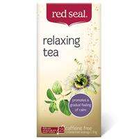 Red Seal Relaxing 25 Tea Bags