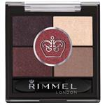 Rimmel Glam Eyes HD 5 Pan Eyeshadow Brixton Brown