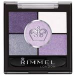 Rimmel Glam Eyes HD 5 Pan Eyeshadow Victorias Purple