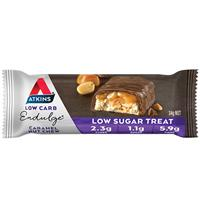 Atkins Endulge Single Caramel Nut Chew 34g