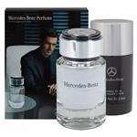 Mercedes Benz for Men 75ml 2 Piece Travel Set