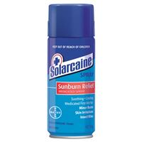 Solarcaine Spray 100mL
