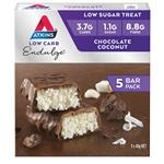 Atkins Endulge Chocolate Coconut 200g 5 Pack