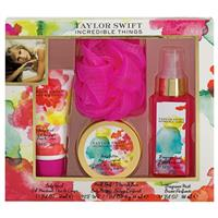 Taylor Swift Incredible Things 100ml Fragrance Bath & Body Set