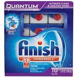 Finish Quantum Powerball 10 Pack