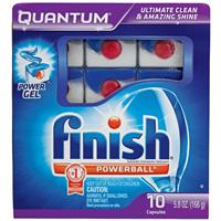 Finish Quantum Powerball 10 Pack