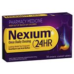 Nexium 24hr 20mg Tablets 14