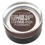 Maybelline Color Tattoo Leather Chocolate Suede