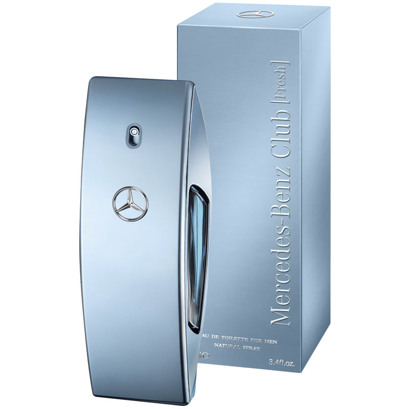 mychemist mercedes benz club fresh eau de toilette 100ml
