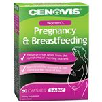 Cenovis Pregnancy and Breastfeed 60 Soft Capsules