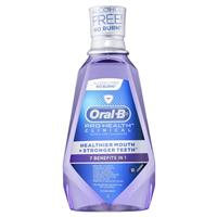 Oral B Clinicals Mouth Rinse 1 Litre